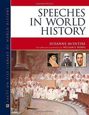 Speeches in World History 9780816074044