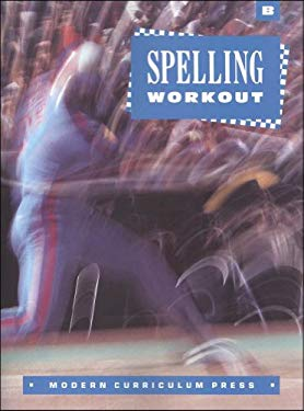 Spelling Workout, Level B, Revised, 1994, Copyright 9780813628165
