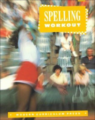 Spelling Workout, Level D, Revised, 1994 Copyright 9780813628189