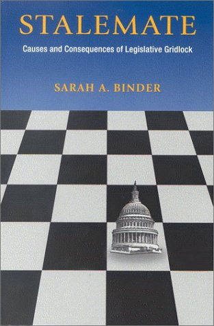 Stalemate: Causes and Consequences of Legislative Gridlock 9780815709114