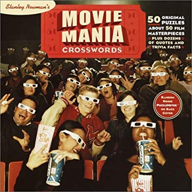 Stanley Newman's Movie Mania Crosswords 9780812934687