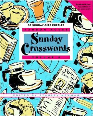 Stanley Newman's Sunday Crosswords, Volume 1