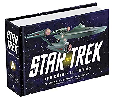 Star Trek: The Original Series 365 9780810991729