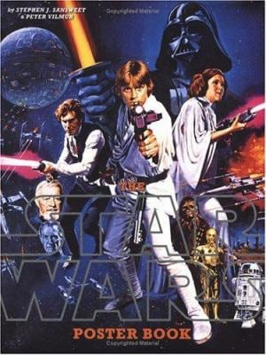 Star Wars Poster Book 9780811848831