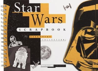 Star Wars Scrapbook: The Essential Collection [With * and Punch-Out X-Wing Fighter] 9780811820608