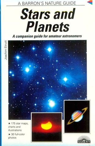 Stars and Planets: Identifying Them, Learning about Them, Experiencing Them 9780812047769
