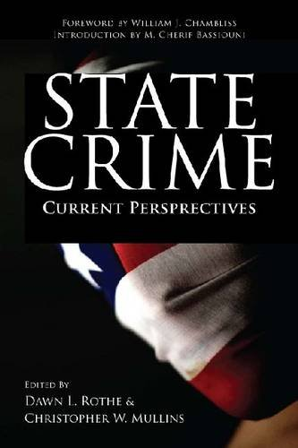 State Crime: Current Perspectives 9780813549019