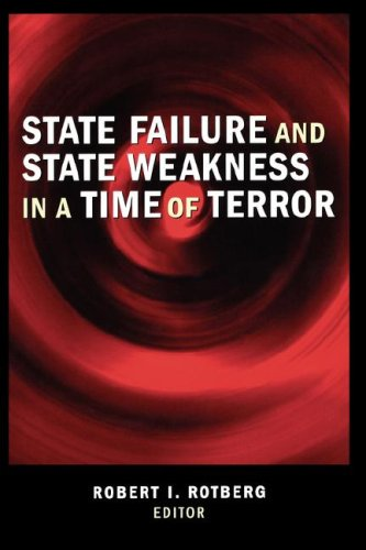 State Failure and State Weakness in a Time of Terror 9780815775737