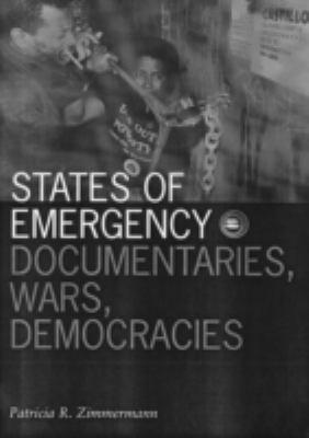States of Emergency 9780816628230