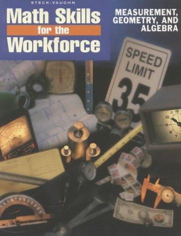 Steck-Vaughn Math Skills for the Workforce