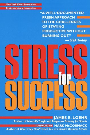 Stress for Success 9780812930092