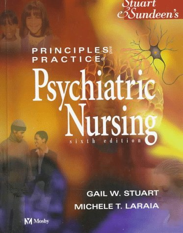 Stuart & Sundeen's Principles and Practice of Psychiatric Nursing 9780815126034