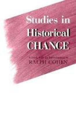 Studies in Historical Change 9780813913759