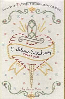 Sublime Stitching Craft Pad 9780811862448