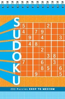 Sudoku: Easy to Medium 9780811856256