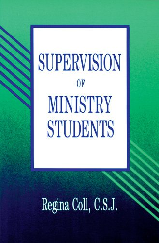 Supervision of Ministry Students 9780814620403