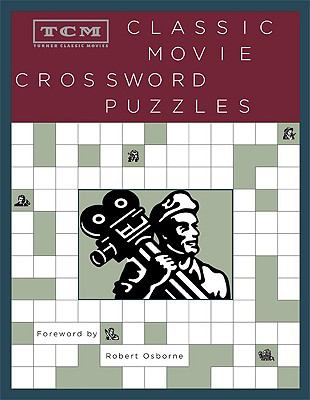 TCM Classic Movie Crossword puzzles 9780811870931