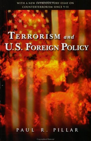 Terrorism and U.S. Foreign Policy 9780815770770