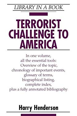 Terrorist Challenge to America 9780816049752