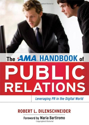 The AMA Handbook of Public Relations 9780814415252