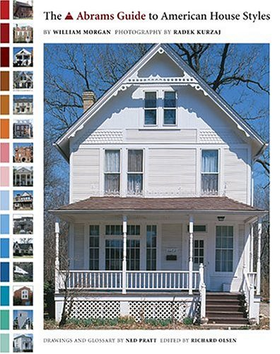 The Abrams Guide to American House Styles 9780810949430