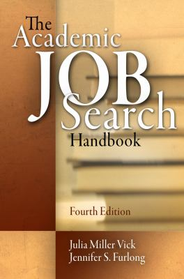 The Academic Job Search Handbook 9780812220162