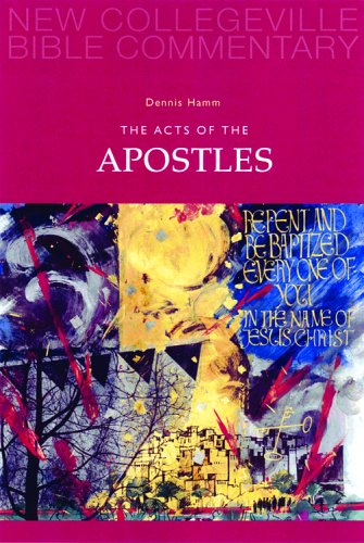 The Acts of the Apostles 9780814628645