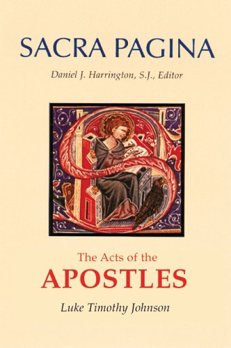 The Acts of the Apostles 9780814659687