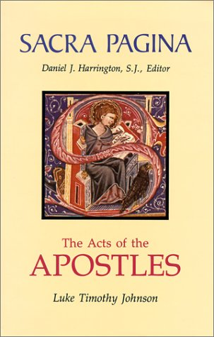The Acts of the Apostles 9780814658079