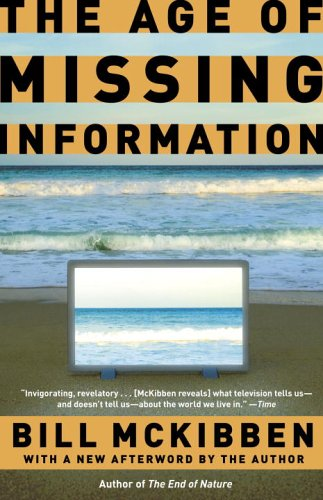 The Age of Missing Information 9780812976076