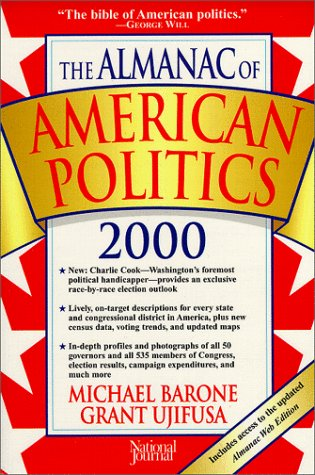 The Almanac of American Politics 2000 9780812931938