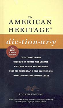 The American Heritage Dictionary 9780812415049