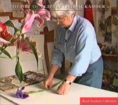 The Art of Elizabeth Blackadder 9780810966499