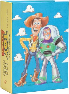 The Art of Toy Story: 100 Collectible Postcards 9780811870962