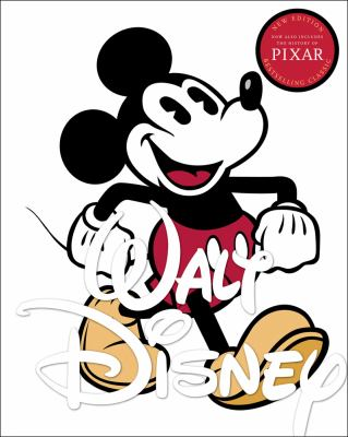 The Art of Walt Disney: From Mickey Mouse to the Magic Kingdoms and Beyond 9780810998148