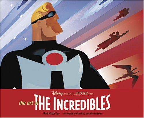 The Art of the Incredibles 9780811844338