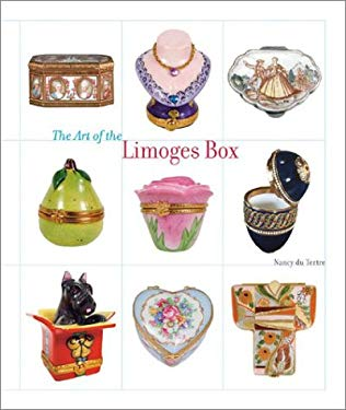 The Art of the Limoges Box 9780810945296