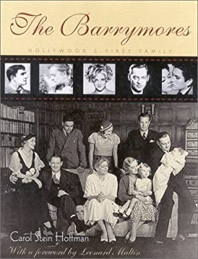The Barrymores: Hollywood's First Family 9780813122137