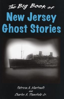The Big Book of New Jersey Ghost Stories 9780811711166