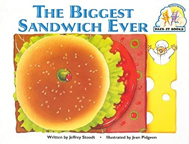 The Biggest Sandwich Ever 9780817264338