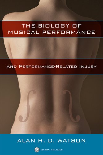 The Biology of Musical Performance and Performance-Related Injury [With CDROM] 9780810863590