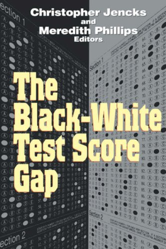 Black-White Test Score Gap 9780815746096