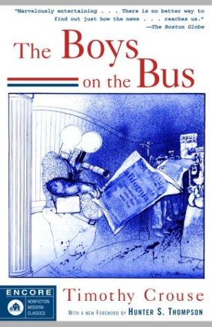 The Boys on the Bus 9780812968200