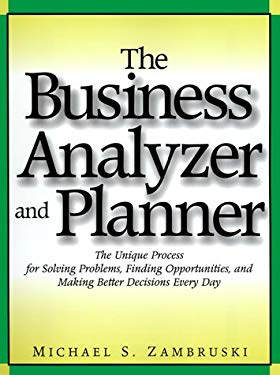 The Business Analyzer and Planner [With 2] 9780814479841