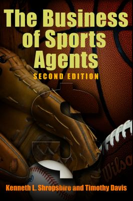 The Business of Sports Agents 9780812240849