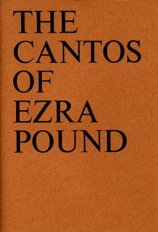 The Cantos of Ezra Pound 9780811203500