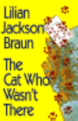 The Cat Who Wasn't There 9780816156948