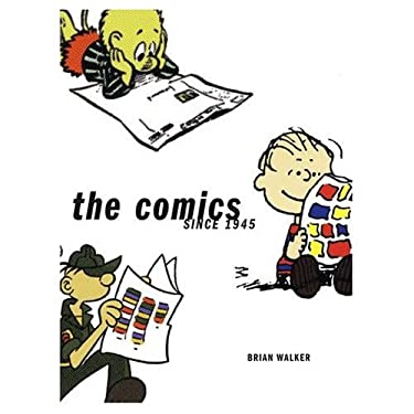 The Comics: Since 1945 9780810992603