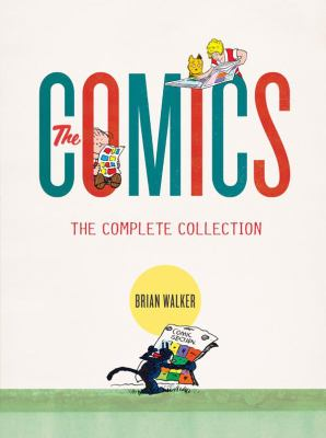 The Comics: The Complete Collection 9780810995956