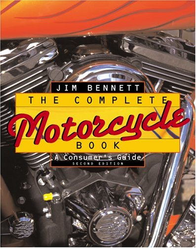 The Complete Motorcycle Book: Second Edition 9780816038534
